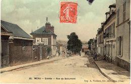 MERU  -  Entrée  -  Rue De Beaumont - Meru
