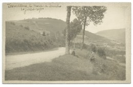 CPA CORRAVILLERS / LE MONT DES FOURCHES HAUTE SAONE  1930 - Andere Gemeenten