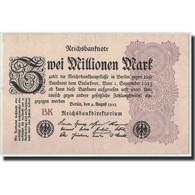 Allemagne, 2 Millionen Mark, 1923, KM:104b, 1923-08-09, SUP - 2 Millionen Mark