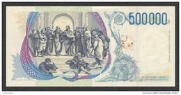 ITALY P. 118 500000 L 1997 UNC - [ 2] 1946-… : Republiek