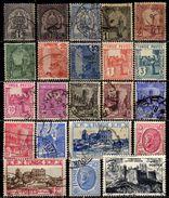 TUNESIEN 1888-1955 - Lot 22 Verschiedene Used - Tunesien (1888-1955)