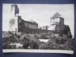 Czechoslovakia 1953 Postal Stationery Entier Ganzsache CPH - 37 - 18 - Castle Lipnice Nad Sazavou - Used - Postal Stationery