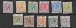 1912 MH Cyprus - Cyprus (...-1960)