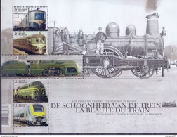 2017 Train Trein  ....MNH !! - Belgien
