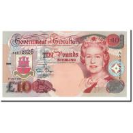Gibraltar, 10 Pounds, 1995, KM:26a, 1995-07-01, NEUF - Gibraltar