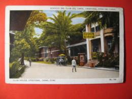 CLUB HOUSE CRISTOBAL CANAL ZONE EDIFICIO DEL CLUB DEL CANAL  PANAMA     C- 455 - Panama
