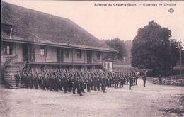 Lausanne, Chalet-à-Gobet, Caserne 1re Division Armée Suisse (17.6.14) - VD Vaud