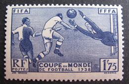 LOT DF/625 - 1938 - FOOTBALL - N°396 NEUF** - Cote : 35,00 € - Unused Stamps