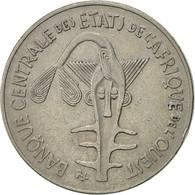 West African States, 100 Francs, 1981, Paris, TTB+, Nickel, KM:4 - Ivory Coast