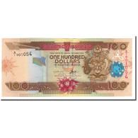 Îles Salomon, 100 Dollars, 2006, KM:30, NEUF - Salomonseilanden