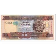 Îles Salomon, 20 Dollars, 2006, KM:28, NEUF - Salomons