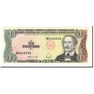 Dominican Republic, 1 Peso Oro, 1988, KM:126c, NEUF - Dominicaine