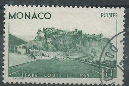 Monaco N° 184 Obl. - Monaco