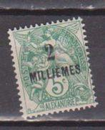 ALEXANDRIE           N°    51         NEUF AVEC CHARNIERES        ( Ch    41  ) - Alexandrie (1899-1931)