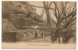 CPA - LESSOUTO - Caverne De Massitissi - Lesotho