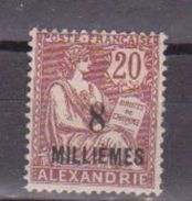 ALEXANDRIE           N°    54      NEUF AVEC CHARNIERES        ( Ch    44 ) - Alexandrie (1899-1931)