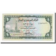 Yemen Arab Republic, 1 Rial, Undated (1983), KM:16b, NEUF - Yémen