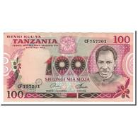 Tanzania, 100 Shilingi, 1977, KM:8c, SUP+ - Tanzanie