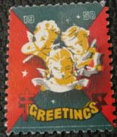 United States 1950 Greetings Christmas Tuberculosis - Vereinigte Staaten