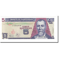 Guatemala, 5 Quetzales, 2003, KM:106a, 2003-02-12, NEUF - Guatemala