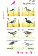 Philippines Complete Set Mnh ** 7 Euros Birds - Oiseaux