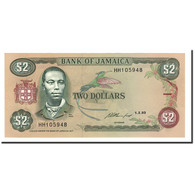 Jamaica, 2 Dollars, 1993, KM:69e, 1993-02-01, NEUF - Jamaica