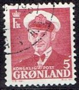 GREENLAND  # FROM 1950  STAMPWORLD 29 - Groenlandia