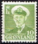 GREENLAND  # FROM 1950  STAMPWORLD 30 - Groenlandia