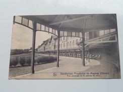 Sanatorium Provincial De Magnée - Vue Générale De La Galerie De Cure ( Thill ) Anno 1929 ( Zie Foto Details ) !! - Fléron