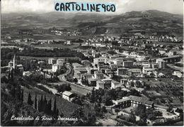 Emilia Romagna-bologna-casalecchio Di Reno Veduta Panorama Di Casalecchio Anni 50 - Autres Villes