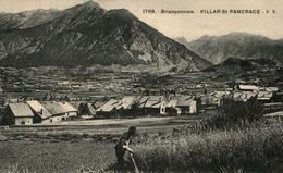 VILLAR SAINT PANCRACE VUE PANORAMIQUE - France