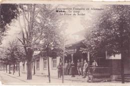 OCCUPATION FRANCAISE EN ALLEMAGNE WAHN LE CAMP LE FOYER DU SOLDAT - Köln