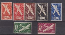 CAMEROUN                N°    PA 12/18  NEUF AVEC CHARNIERES        ( Ch     104  ) - Cameroun (1915-1959)