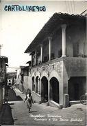 Toscana-firenze-montelupo Fiorentino Via Baccio Sinibaldi Animata Veduta Anni 50 - Italia