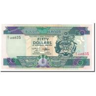Îles Salomon, 50 Dollars, 1996, KM:22, NEUF - Solomon Islands