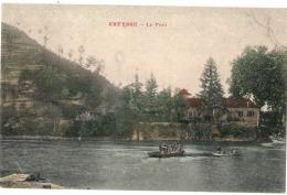 ------   46 ------   CREYSSE Le Port - Le Passeur - TTB Neuve - Autres Communes