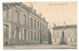 Briey - Place De L'Hôtel-de-Ville - A.Tarte éditeur - Briey
