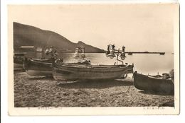 Espagne. Rosas, Marina (lamparo / Lampara) - (BB2605) - Gerona
