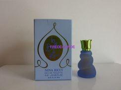 Miniature LES BELLES DE RICCI - AMOUR D' AMANDIER - De Nina Ricci - Miniatures Modernes (à Partir De 1961)