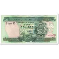 Îles Salomon, 2 Dollars, 1997, KM:18, NEUF - Solomon Islands