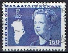 GREENLAND  # FROM 1980 STAMPWORLD  122 - Groenlandia