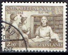 GREENLAND  # FROM 1980 STAMPWORLD  123 - Groenlandia