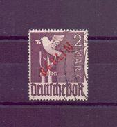 Berlin 1948 - 2 Mark Rotaufdruck MiNr. 34 Gestempelt - Michel 280,00 € (123) - Gebraucht