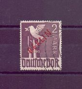 Berlin 1948 - 2 Mark Rotaufdruck MiNr. 34 Gestempelt - Michel 280,00 € (123) - Used Stamps