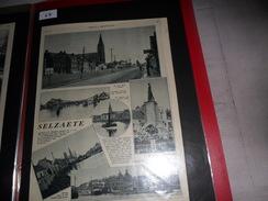 """Origineel Knipsel ( 64 ) Uit Tijdschrift """" De Stad """" 1932  -   Selzaete   Zelzate - Vieux Papiers"""