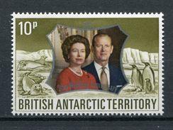 Britische Gebiete In Der Antarktis Nr.44         *  Unused       (002) - Ungebraucht