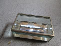 Boite A Bijoux ; Gravee; - Juwelen & Horloges