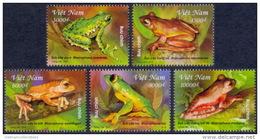Vietnam Viet Nam MNH Stamps 2014 : Frog / Rhacophorus Owstoni / Chang Hiu (Ech Cay) (Ms1045) - Vietnam