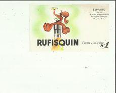 Buvard  De  RUFISQUIN  Huile D'Arachide  No 1 De Sté DESMARAIS Freres Produit Oleagineux SODEO - Food