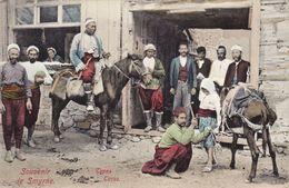Souvenir De Smyrne - Types Turcs - Turquie